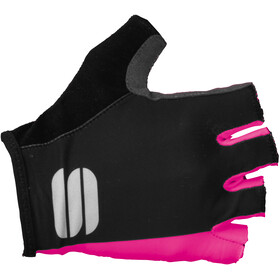 Sportful Diva Gloves Women Bubble Gum/White